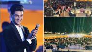محمد عساف يكشف سبب إيقاف حفله في الرياض (شاهد)