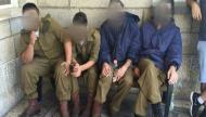 اعتقال 3 جنود إسرائيليين بتهمة تعاطي المخدرات أثناء الخدمة
