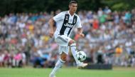 رونالدو يتواصل باللغة الإيطالية بعد أول مباراة له مع يوفنتوس