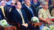 السيسي: جيش مصر سيتحرك إذا تعرض أمن الخليج للخطر