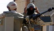 مقتل 33 عسكريا ومسلحا بسيناء (فيديو )