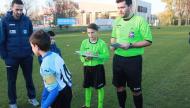 حكم عمره 12 عاماً يدير أول مباراة رسمية بايطاليا!