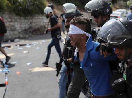 الاحتلال اعتقل أكثر من 150 فلسطيني منذ إعلان ترامب