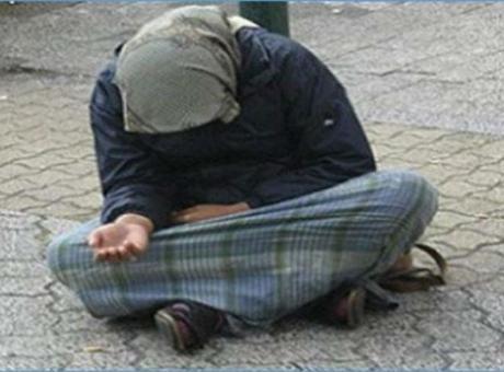 القبض على متسولة تروج المخدرات في ضواحي القدس