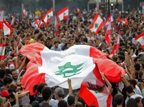 دعوات للإضراب العام في لبنان ومواصلة التظاهر (شاهد)