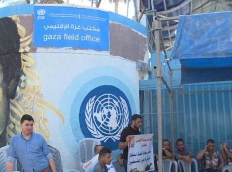 """أبو حسنة: وضع """"الأونروا"""" خطير وحملة كبرى للعالم ستنطق من غزة غ"""