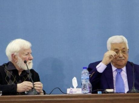 الرئيس يعزي بوفاة ناشط السلام الاسرائيلي أوري أفنيري