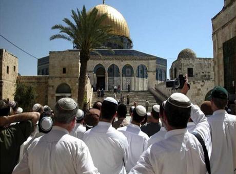 مستوطنون يجددون دعواتهم لاقتحام المسجد الأقصى
