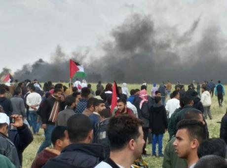 شهيد وعشرات الإصابات شمال قطاع غزة