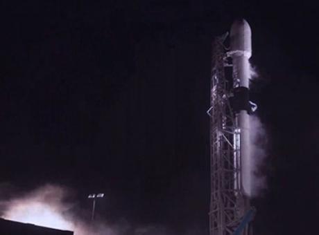 إطلاق مركبة فضائية إسرائيلية إلى القمر