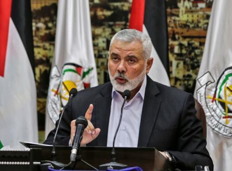 """اتصال هاتفي بين """"هنية"""" وبوغدانوف"""" لبحث المستجدات الفلسطينية"""