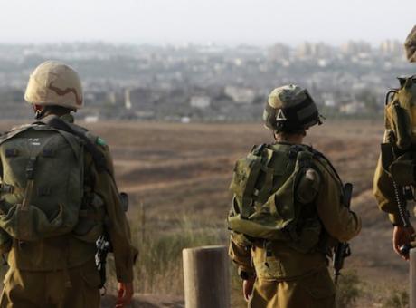 آن أوان عملية عسكرية ضخمة بغزة