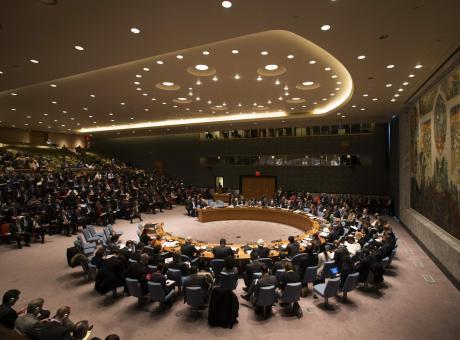 الأمم المتحدة تتبنى بأغلبية 7 قرارات لصالح فلسطين