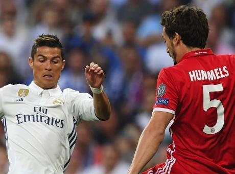 ريال مدريد يقهر بايرن ميونخ بهدفين لهدف