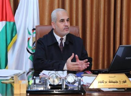 """ماذا قالت """"حماس"""" عن اتصال الرئيس عباس بإسماعيل هنية؟"""