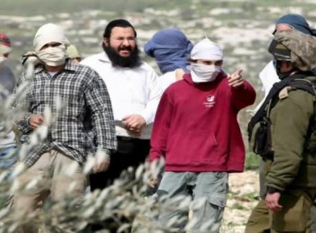 مستوطنون يحاولون اقتحام قرية بيتين شرق رام الله