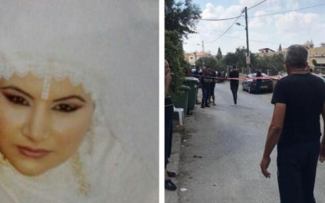 مقتل امرأة طعنا واعتقال زوجها