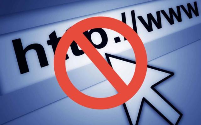 (شاهد) بطلب من النائب العام .. قرار بحجب 59 موقعاً الكترونياً في فلسطين