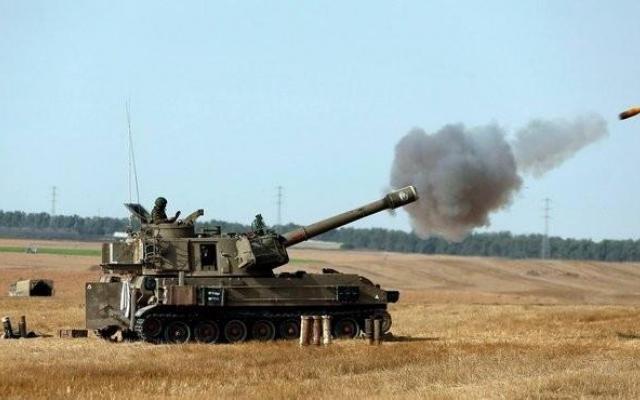 إطلاق قذائف هاون تجاه المستوطنات والاحتلال يستهدف نقطة رصد شرق رفح
