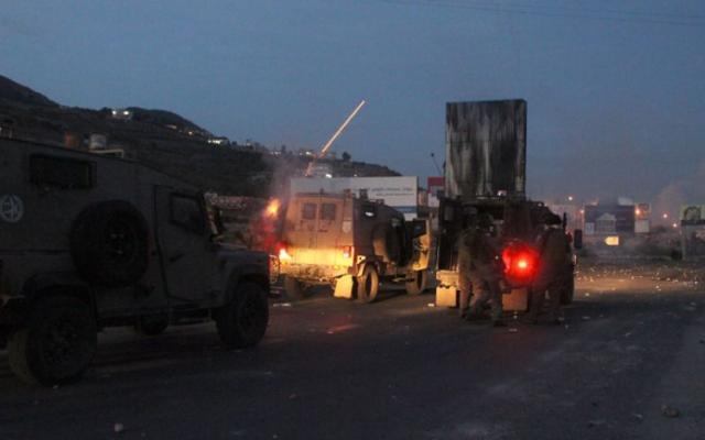 مُحدّث - الجيش الإسرائيلي يُعدم فلسطينييْن شرق مدينة نابلس