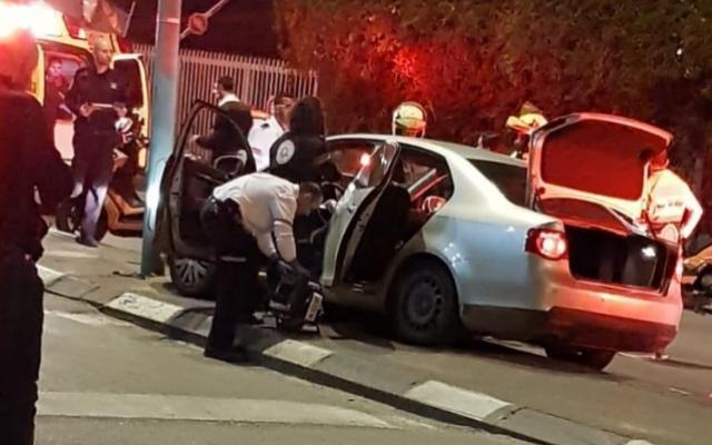 مقتل رجل وامرأة باطلاق النار في اللد بالداخل المحتل