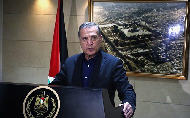 خطاب الرئيس.. أبو ردينة: قد يكون الفرصة الأخيرة للسلام