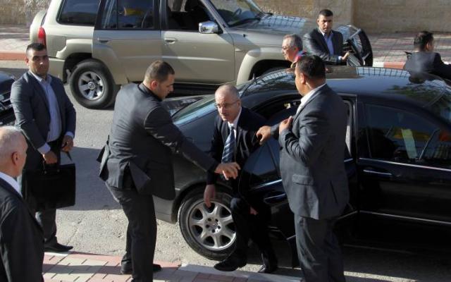 وفد حكومي الى غزة اليوم والثلاثاء جلسة مشتركة