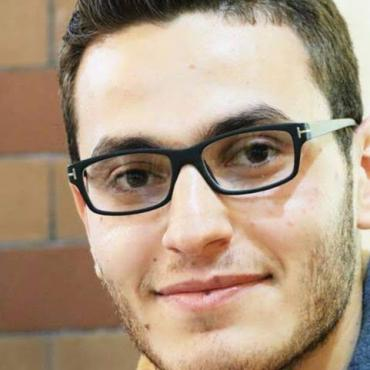 الكاتب والصحفي محمود غانم