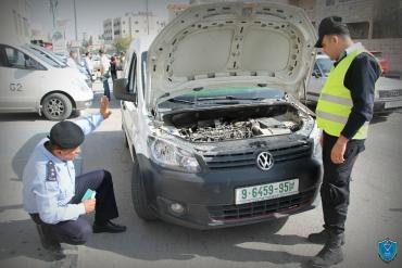 النقل والمواصلات تدعو السائقين للفحص الشتوي لمركباتهم