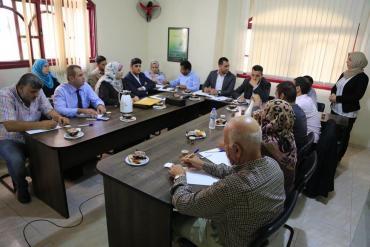 ائتلاف أمان يعقد جلسة لمناقشة أسباب وآثار الفساد