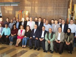 بنك القدس يستعرض خريطة الطريق خلال إجتماعه السنوي