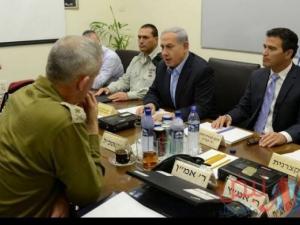 """اجتماع عاجل لـ """"الكابينت"""" برئاسة نتنياهو لبحث عملية رام الله"""