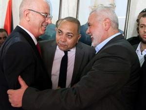 """""""حماس"""" توافق على الرؤية المصرية لـ""""المصالحة الفلسطينية"""""""