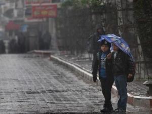 حالة الطقس: تساقط الأمطار حتى الأربعاء