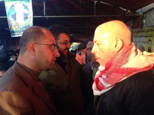 د. حمدونة : يطالب بالضغط على الاحتلال لإزالة أسباب مرض السرطان الذى يصيب الأسرى