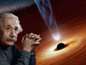 بماذا تنبأ آينشتاين قبل 100 عام ؟ وشاهده العلماء في 2018!