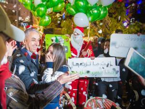 طالبة مدرسة تفوز بكيلو ذهب مع بنك القدس