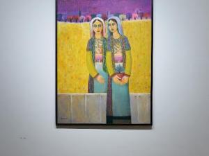 صورة من المعرض