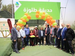 مجموعة الاتصالات الفلسطينية تدعم عددا من المشاريع الحيوية في بيت لحم ونابلس وسلفيت