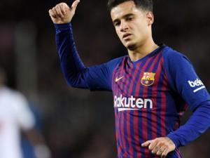 كوتينيو يقرر الرحيل عن برشلونة