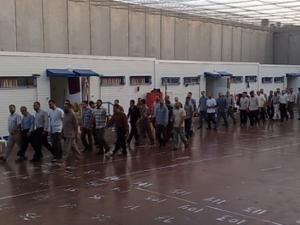 اكتظاظ في سجن مجيدو الإسرائيلي بسبب تصاعد حملة الاعتقالات