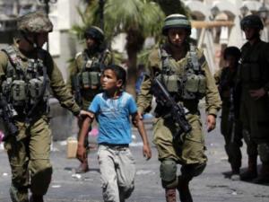 الاحتلال يعتقل (14) مواطناً من الضفة