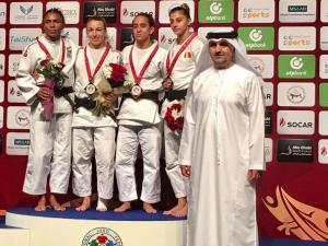 """""""إسرائيل"""" تفوز ببطولة الجودو المقامة في الإمارات (صور)"""