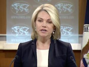 الخارجية الأمريكية تؤكد: الاتصالات مع السلطة لازالت مستمرة