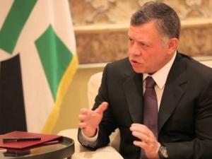 العاهل الأردني يشدد على تنسيق الجهود المشتركة في عملية السلام