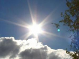 درجات الحرارة اعلى من معدلها السنوي