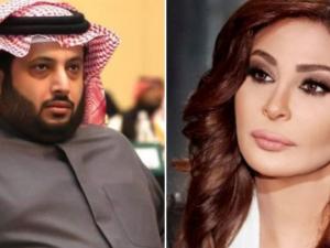 """""""إليسا"""" في الرياض بعد أنباء منعها.. شكرت الوليد بن طلال"""