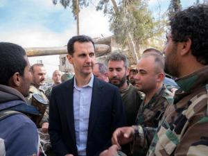 الأسد يقترب من تحقيق الحسم في كل سوريا
