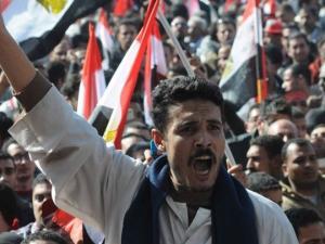مظاهرات في مدن مصرية مطالبة برحيل السيسي