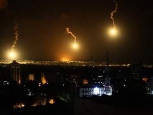 تفاصيل ما حدث الليلة شرق غزة